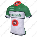 2015 Team Euskadi Cycling Jersey Green White Red