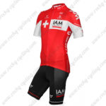 2015 Team IAM Cycling Kit Red