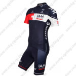 2015 Team IAM SCOTT Cycling Kit Blue