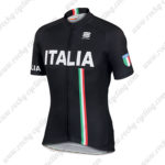 2015 Team ITALIA Cycling Jersey Black