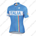 2015 Team ITALIA Cycling Jersey Blue