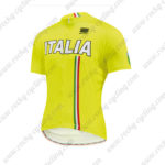 2015 Team ITALIA Cycling Jersey Yellow