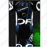 2015 Team ORBEA Cycling Kit Black Blue