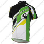 2015 Team PEARL IZUMI Cycling Jersey Black Green White