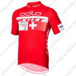 2015 Team SCOTT odlo Riding Jersey Red2015 Team SCOTT odlo Riding Jersey Red