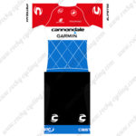 2015 Team cannondale GARMIN Cycling Kit Red Blue