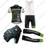 2016 Team Cannondale Cycling Bib Set 4-piece
