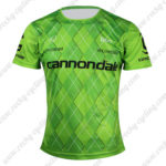 2016 Team Cannondale Outdoor Sport Apparel Biking Sweatshirt Round Neck T-shirt Green