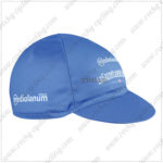 2016 Team LaGazzettadello Sport Tour de Italia Cycling Cap Hat Blue