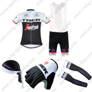 2016 Team TREK Segafredo Cycling Bib Set 5-piece