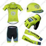 2016 Team Tinkoff Cycling 5-piece Set