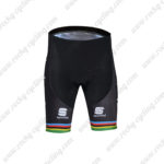 2016 Team Tinkoff UCI Champion Biking Shorts Rainbow