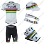 2016 Team Tinkoff UCI Champion Riding Set 5-piece