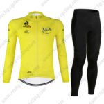 2016 Tour de France Bicycle Long Suit Yellow