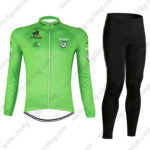 2016 Tour de France Biking Long Suit Green