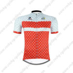 2016 Tour de France Cycle Jersey Maillot Red White