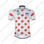 2016 Tour de France Cycling Jersey Maillot Polka Dot
