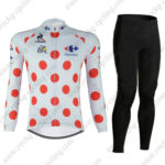 2016 Tour de France Cycling Long Suit Polka Dot