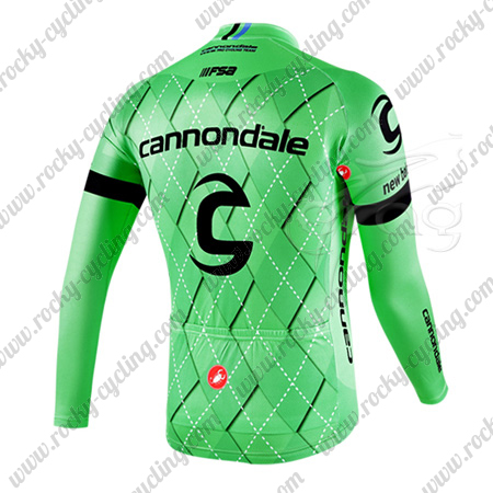 2016 Team Cannondale Winter Bicycle Wear Thermal Fleece Riding Long ... f4ba2dd49
