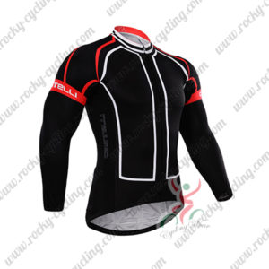 2015-team-castelli-bicycle-long-jersey-maillot-shirt-black-red