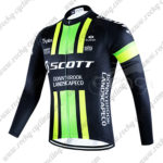 2016-team-scott-cycle-long-jersey-maillot-shirt-black-green