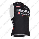 2015 Team BORA ARGON 18 Cycle Sleeveless Vest Black