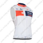 2015 Team IAM Cycling Jersey Maillot Shirt White Blue
