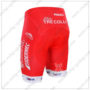 2016 Team ANDRONI Bike Shorts Bottoms Red