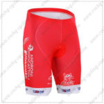 2016 Team ANDRONI Cycling Shorts Bottoms Red