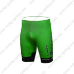 2016 Team BARDIANI CSF Cycling Shorts Bottoms Green