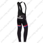 2016 Team GIANT Alpecin Biking Long Bib Pants Tights Black