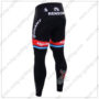 2016 Team GIANT Alpecin Pro Biking Long Pants Tights Black