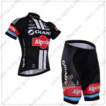 2016 Team GIANT Alpecin Pro Cycling Kit Black