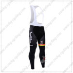 2016 Team LOTTO Cycling Long Bib Pants