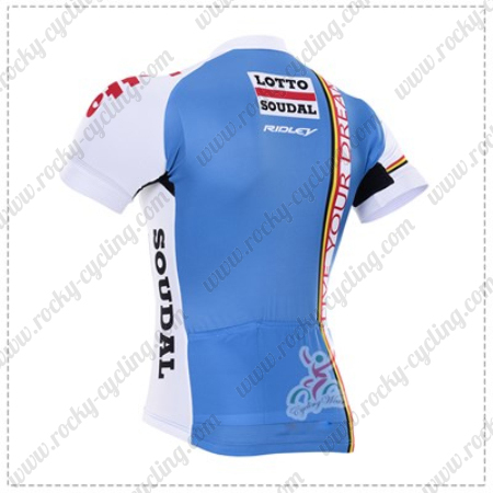 6444401e2 2016 Team LOTTO Fix All Pro Cycle Wear Riding Jersey Tops Maillot ...