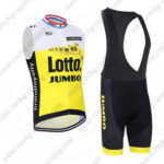 2016 Team LOTTO JUMBO Riding Sleeveless Vest Bib Kit