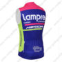 2016 Team Lampre MERIDA Biking Sleeveless Vest Blue