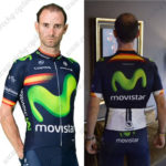 2016 Team Movistar Spain Riding Kit Blue