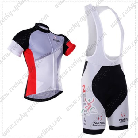 2016 Team NALINI Pro Biking Apparel Cycle Jersey and Padded Bib ... 58e05caa3