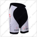 2016 Team NALINI Riding Shorts Bottoms Black White