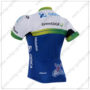 2016 Team ORICA GreenEDGE Riding Jersey Maillot Shirt White Blue