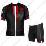 2016 Team PINARELLO Bike Kit Black Red