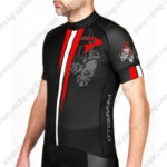 2016 Team PINARELLO Cycle Jersey Maillot Shirt Black Red