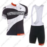 2016 Team PINARELLO Riding Bib Kit Black White