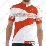 2016 Team PINARELLO Riding Jersey Maillot Shirt Red White