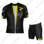 2016 Team PINARELLO Riding Kit Black Yellow