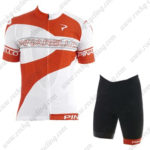 2016 Team PINARELLO Riding Kit Red White