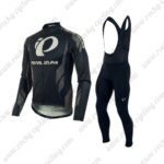2016 Team Pearl Izumi Riding Long Bib Suit Black