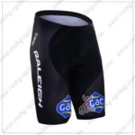 2016 Team RALEIGH Gac Biking Shorts Bottoms