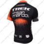 2016 Team TREK Riding Jersey Maillot Shirt Black Orange